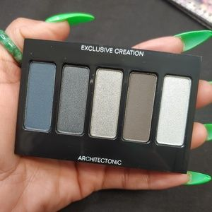 LIMITED EDITION CHANEL 'ARCHITECTONIC'  PALETTE